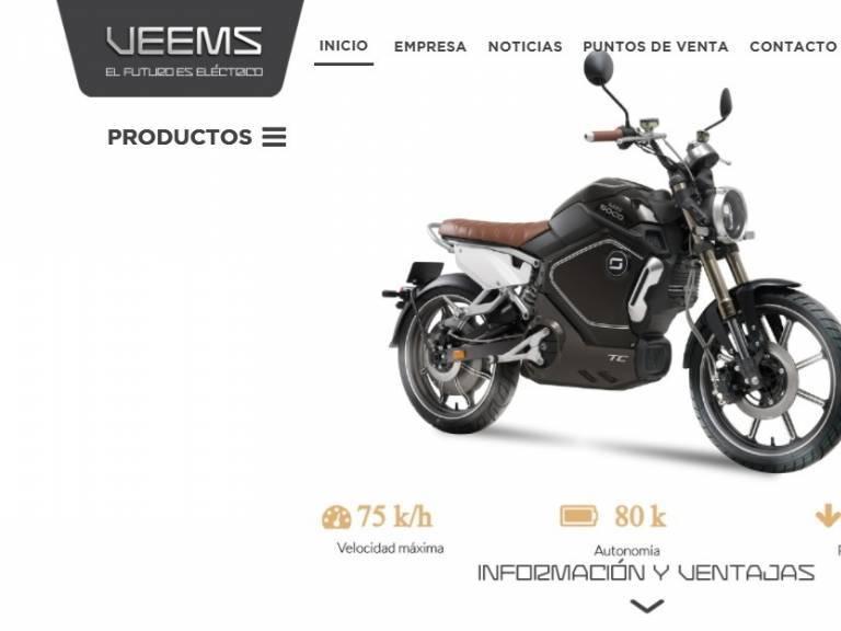 Veems Electric Motos