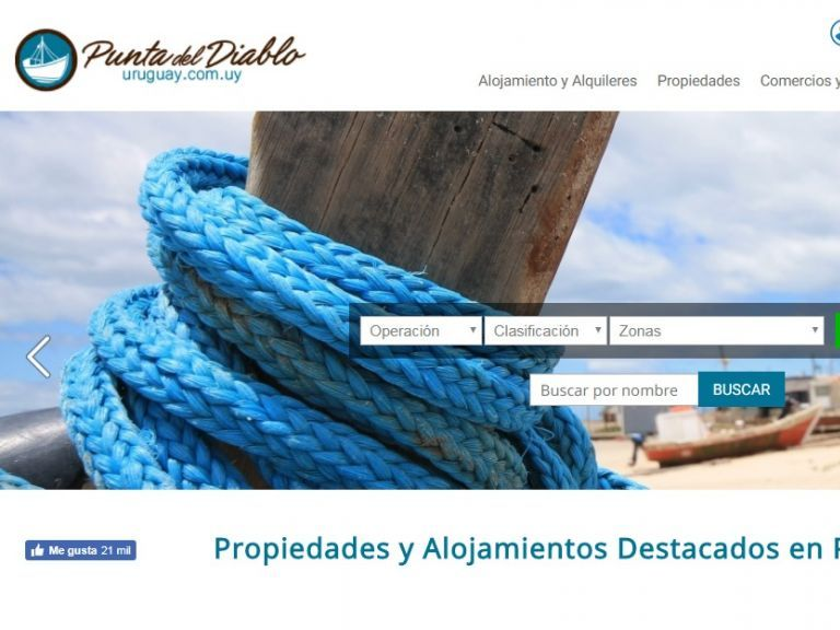 Punta del Diablo Uruguay