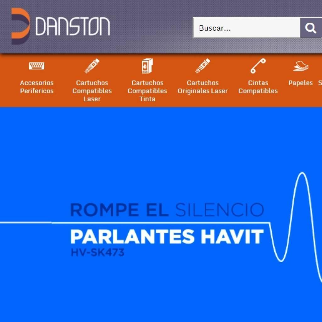 Danston tienda comercio electrónico